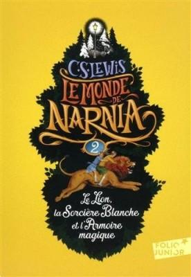 """Afficher """"Le Monde de Narnia n° 2 Le Lion, la Sorcière blanche et l'Armoire magique"""""""