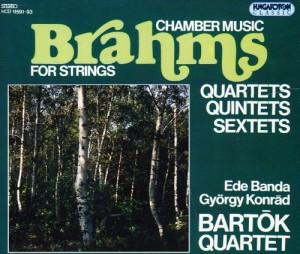 """Afficher """"Chamber music for strings. Musique de chambre pour cordes"""""""