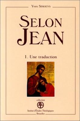 """Afficher """"Selon Jean"""""""