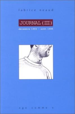 "Afficher ""Journal n° 3 Décembre 1993-août 1995"""