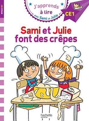 """Afficher """"Sami et Julie font des crêpes"""""""