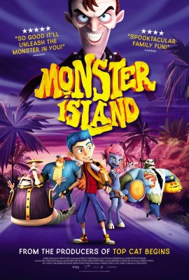 "Afficher ""Monster Island"""