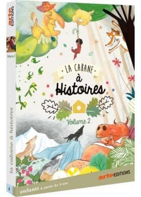 """Afficher """"Cabane à histoires (La)"""""""