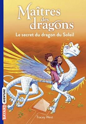 """Afficher """"Maîtres des dragons n° 2 Le secret du dragon du soleil"""""""
