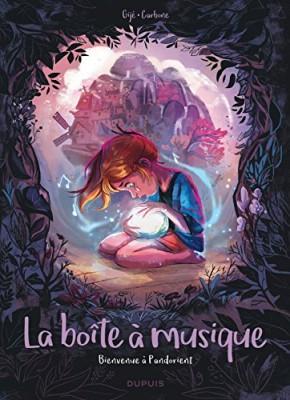 """Afficher """"La boîte à musique n° 1 Bienvenue à Pandorient"""""""