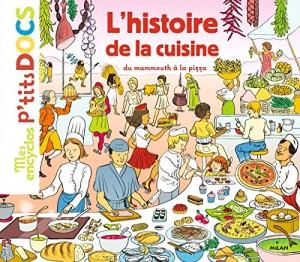 """Afficher """"L'histoire de la cuisine"""""""