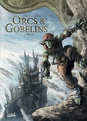 "Afficher ""Orcs & gobelins. 02 : Myth"""