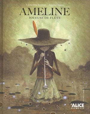 """Afficher """"Ameline, joueuse de flûte"""""""