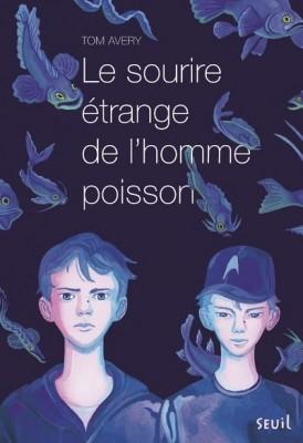 """Afficher """"Sourire étrange de l'homme-poisson (Le)"""""""