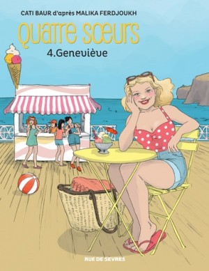 """Afficher """"Quatre soeurs n° 4Geneviève"""""""