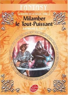 """Afficher """"Les chroniques de Krondor n° 3 Milamber de Tout-Puissant"""""""