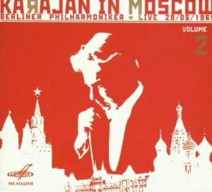 "Afficher ""Karajan in Moscow"""