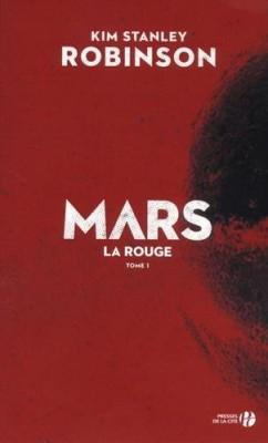 vignette de 'La Trilogie de Mars n° 1<br /> Mars la rouge (Kim Stanley ROBINSON)'