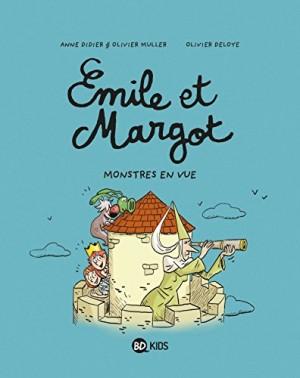 """Afficher """"Emile et Margot n° 8 Monstres en vue"""""""