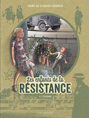 """Afficher """"Les enfants de la Résistance n° 4<br /> L'escalade"""""""