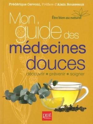 """Afficher """"Mon guide des médecines douces"""""""