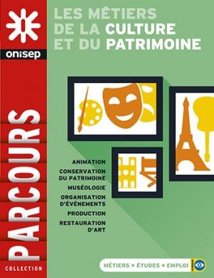 """Afficher """"Les métiers de la culture et du patrimoine"""""""