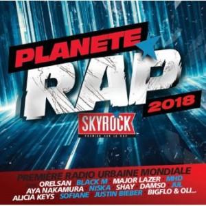 "Afficher ""Planete Rap Skyrock 2018"""