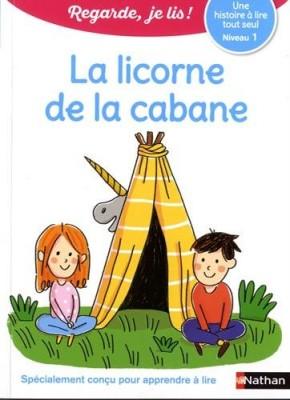 """Afficher """"La licorne de la cabane"""""""