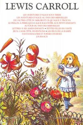 "Afficher ""Oeuvres n° 1 Les aventures d'Alice sous terre"""