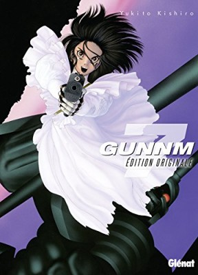 "Afficher ""Gunnm n° 7"""