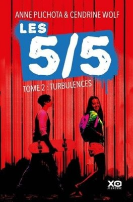 "Afficher ""5/5 (Les) n° 2 Turbulences"""