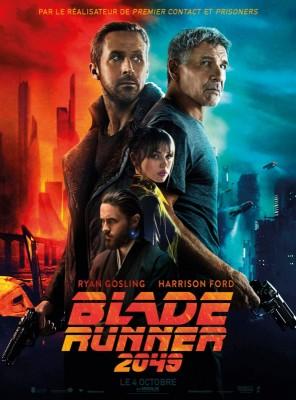 "Afficher ""Blade runner 2049 DVD"""