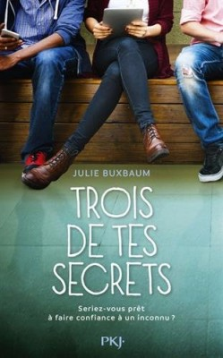 """Afficher """"Trois de tes secrets"""""""