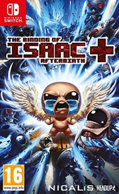"Afficher ""THE BINDING OF ISAAC : Afterbirth+"""