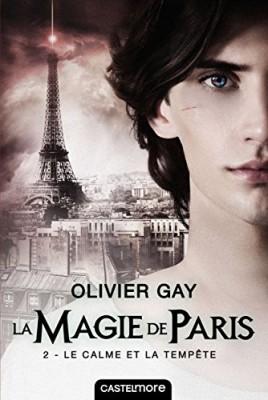 """Afficher """"La magie de Paris n° Tome 2 Le Calme et la Tempête"""""""