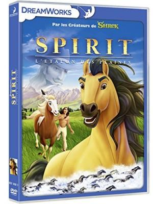 """Afficher """"Spirit - L'étalon des plaines"""""""