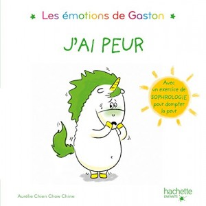 """Afficher """"Les émotions de Gaston J'ai peur"""""""