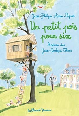 """Afficher """"Histoires des Jean-Quelque-Chose n° 7Un petit pois pour six"""""""