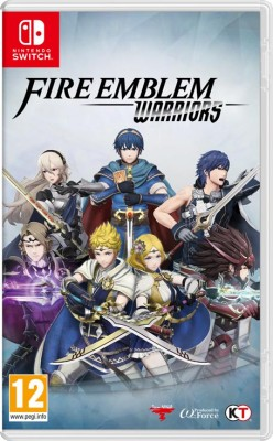 "Afficher ""FIRE EMBLEM WARRIORS"""