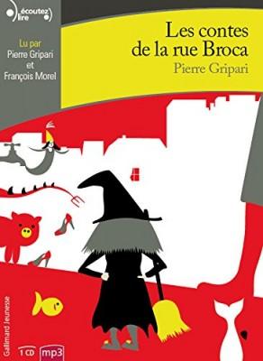 vignette de 'Les contes de la rue Broca (Pierre Gripari)'