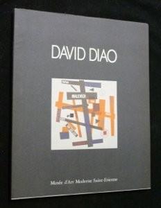 """Afficher """"David Diao"""""""
