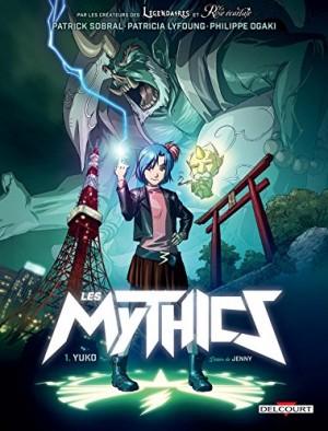 """Afficher """"Les Mythics n° 01 Yuko"""""""