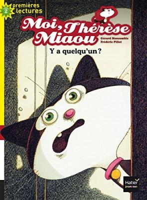 """Afficher """"Moi, Thérèse Miaou Y a quelqu'un ?"""""""