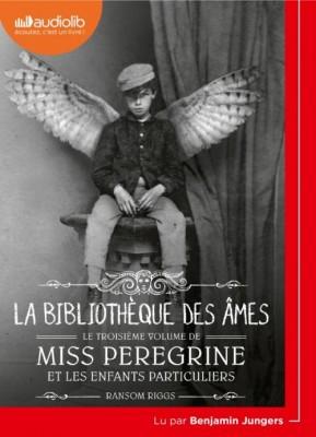 """Afficher """"Miss Peregrine et les enfants particuliers n° Tome 3La bibliothèque des âmes"""""""