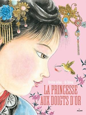 """Afficher """"La princesse aux doigts d'or"""""""