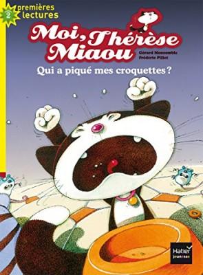 """Afficher """"Moi, Thérèse Miaou n° 8 Qui a piqué mes croquettes ?"""""""