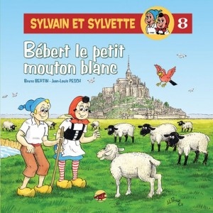 """Afficher """"Sylvain et Sylvette n° 8 Bébert le petit mouton blanc"""""""