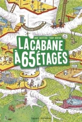"""Afficher """"La Cabane à étages n° 5 La Cabane à 65 étages"""""""