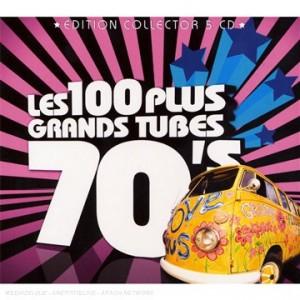"""Afficher """"100 plus grands tubes 70's (Les)"""""""
