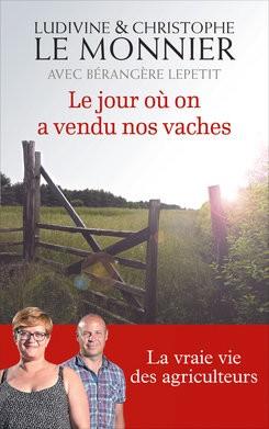 vignette de 'Le jour où on a vendu nos vaches (Ludivine Le Monnier)'