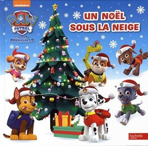 """Afficher """"Paw patrol, la Pat'patrouille Un Noël sous la neige"""""""