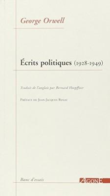 """Afficher """"Ecrits politiques, 1928-1949"""""""