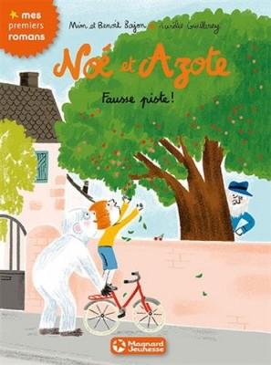 """Afficher """"Noé et Azote n° 11 Fausse piste !"""""""