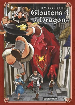 """Afficher """"Gloutons & dragons n° 4"""""""