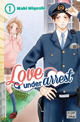 """Afficher """"Love under arrest n° 1"""""""